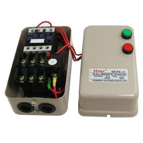 First pilipinas power automation inc for Nhd inc motor starter